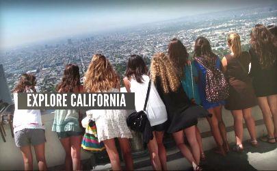 Открой для себя Калифорнию (FLS)